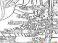 Malavarismo Callejero Dibujo De Gente Haciendo Malavares En Las Calles Para Colorear