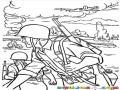 Guerra Mundial Dibujo De Soldados En Guerra Para Pintar Y Colorear Guerramundial