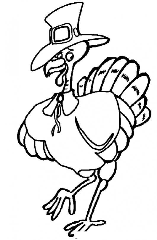 Dibujos Para Calcar De Thanksgiving Day Imagui