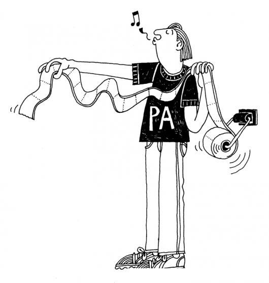Papeltoilet Dibujo De Muchacho Sacando Hojas Del Papel Higienico