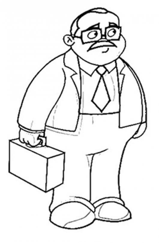 Image Of Chavo Del Ocho Animado Para Colorear Dibujos Para