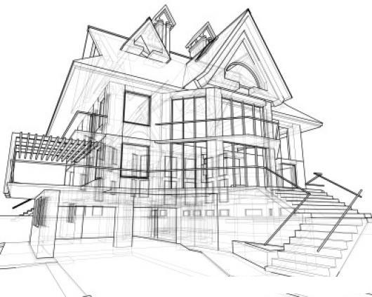 Plano De Casa En 3d Para Pintar Y Colorear Colorear Dibujos Varios Plano De Casa En 3d Para Pintar Y Colorear Dibujosa Com