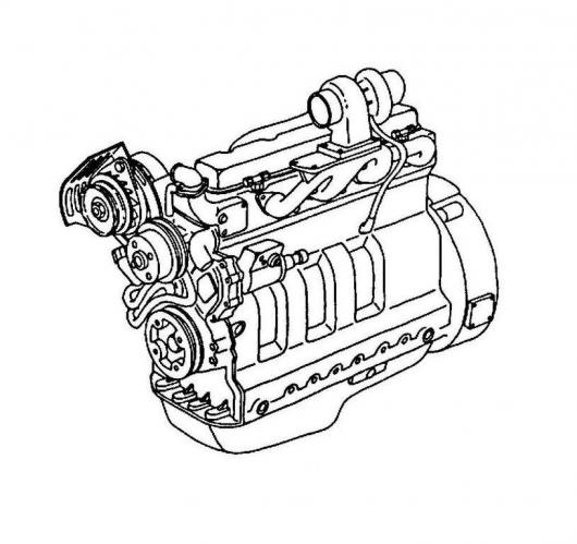 Colorear Motor De Carro  COLOREAR DIBUJOS VARIOS  Colorear Motor