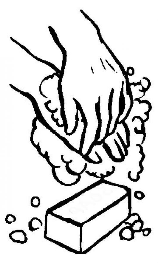 Dibujos De Como Lavarse La Manos Imagui