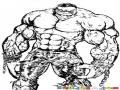 Colorear A Hulk Encadenado Dibujo De Hulck Julk Holk Jolc Musculoso Furioso Y Con Cadenas En Sus Manos Para Pintar Y Colorear