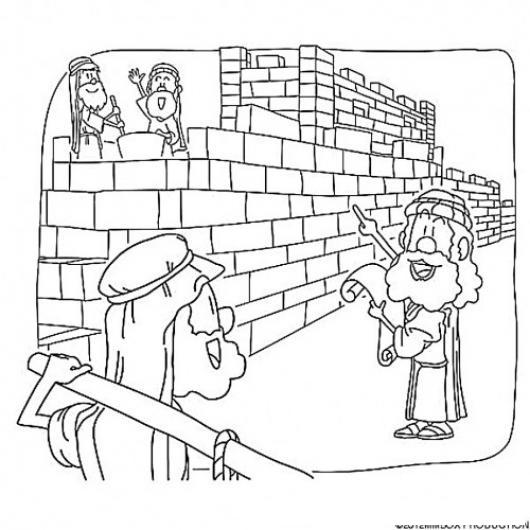 Torredebabel Dibujo Cristiano De La Torre De Babel Para Pintar Y