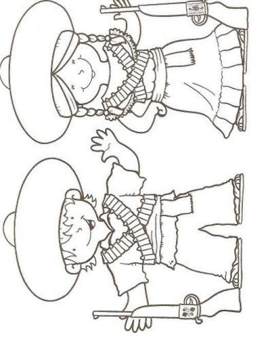 Dibujos revolucion mexicana - Imagui
