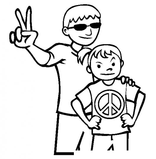Worksheet. Mi Hermano Mayor Dibujo De Chica Con Su Hermano Mayor Para Pintar