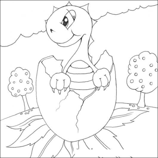 Dibujo De Dinosaurio Reciennacido Saliendo Del Cascaron Para Pintar Y Colorear Colorear Dibujos Varios Dibujo De Dinosaurio Reciennacido Saliendo Del Cascaron Para Pintar Y Colorear Dibujosa Com Con estos dibujos de dinosaurios podrás imprimir y pintar grandes animales que ya se han extinguido como el branquiosaurio, el velociraptor, el tiranosaurio o el diplodocus. dibujosa com