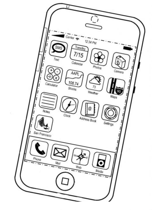 Coloring Pages Iphone : Iphone cover coloring page bltidm