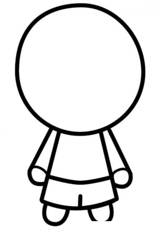 Dibujos Para Imprimir Sin Cara Pictures to Pin on ...