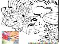 Colorear Candy Candy