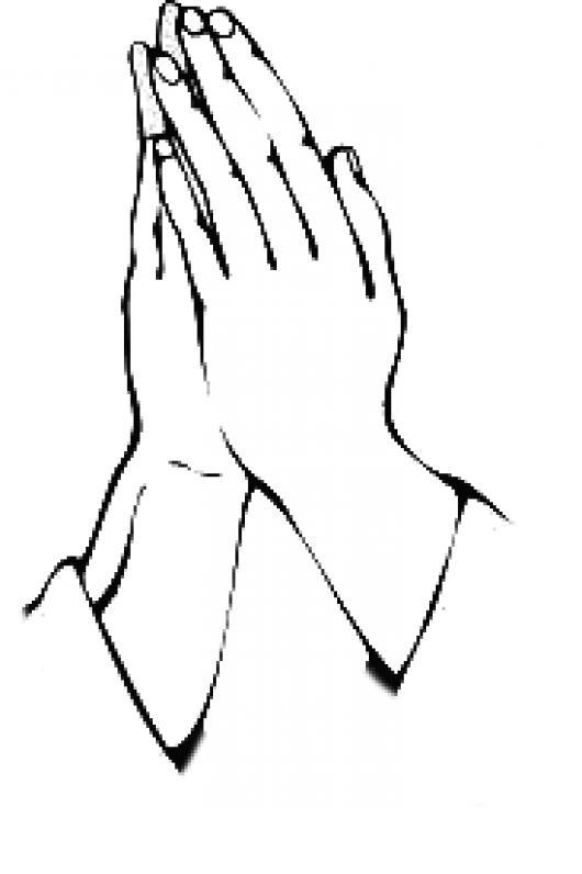 Manosorando Dibujo De Manos Orando Manos Oradoras Para ...