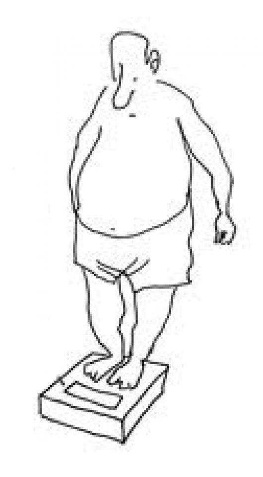 Obesidad Dibujos Para Colorear Imagui