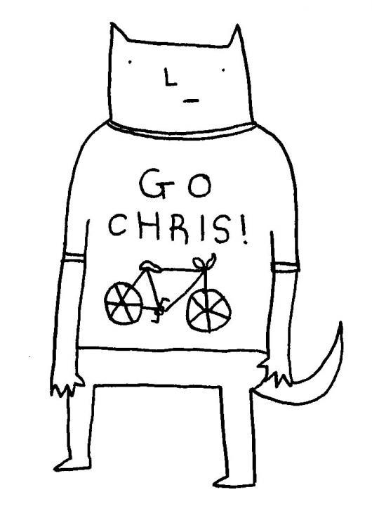 Chris Para Colorear   www.imagenesmi.com