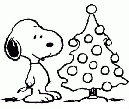 Dibujo Arbol Navidad Para Colorear. Fabulous Cool Fabulous Amazing ...