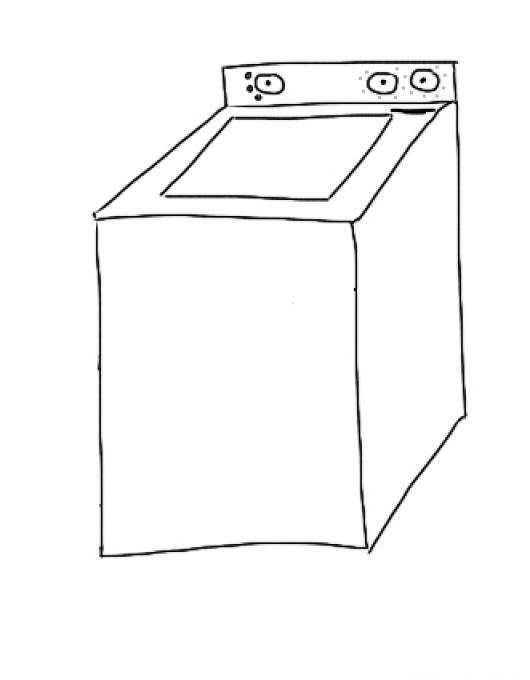 Maquina electrica lavadora de ropa para pintar y colorear - Maquina de pintar electrica ...