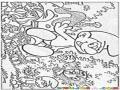 Dibujo De Gargamel Y Los Pitufos Para Pintar Y Colorear Pitufilandia
