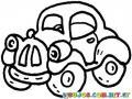 Pintar Carro Infantil