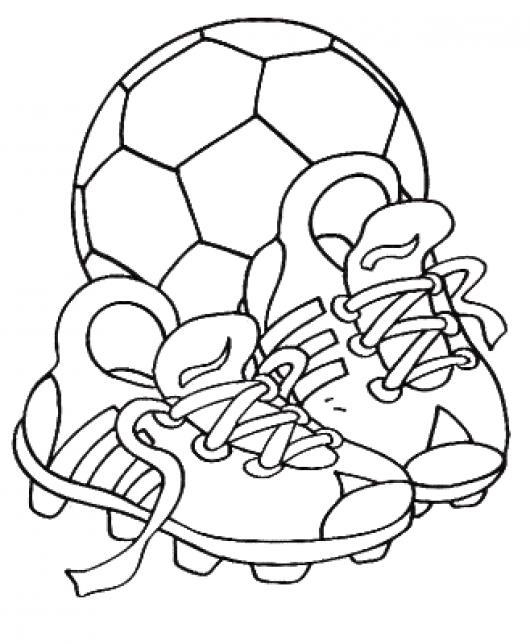 ColorearDibujos De ColorearDibujos De Futbol Para Zapatos Para Futbol De Zapatos Zapatos shrxCtQd