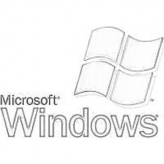 Logo De Windows Para Colorear Y Pintar Colorear Dibujos De Cholo