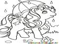 My Little Pony Coloring Pagep