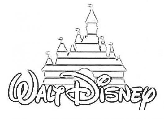 Castillo walt Disney dibujo - Imagui