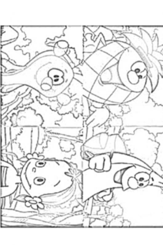 Los Fruittis Fruitis Frutis Para Colorear Online Colorear Dibujos