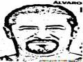 Alvaro Aguilar De Alux Nahual Para Pintar Y Colorear
