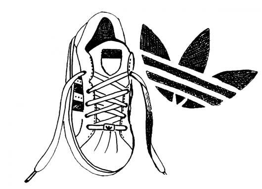 Pintar Dibujos De Tenis Para Adidas Colorear Y Dibujo wOgx0Iq0