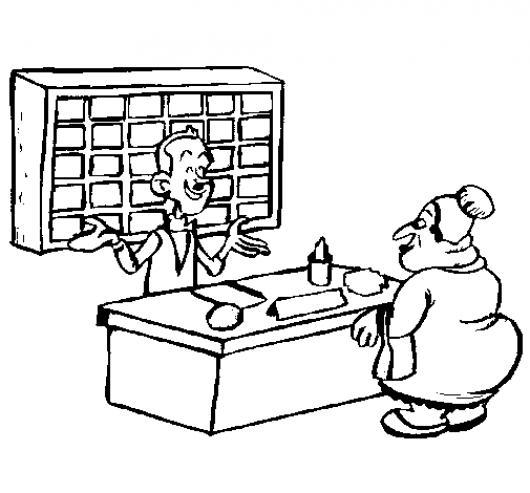 Colorear oficina de correos con lockers o cajas postales for Oficina de empleo por codigo postal