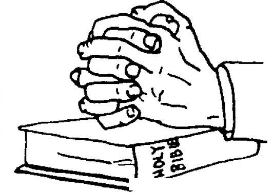 Dibujo De Manos Sobre La Biblia Para Colorear | COLOREAR DIBUJOS DE ...
