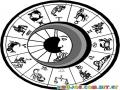Colorear Signos Zodiacales Dibujo De Los Signos Del Zodiaco