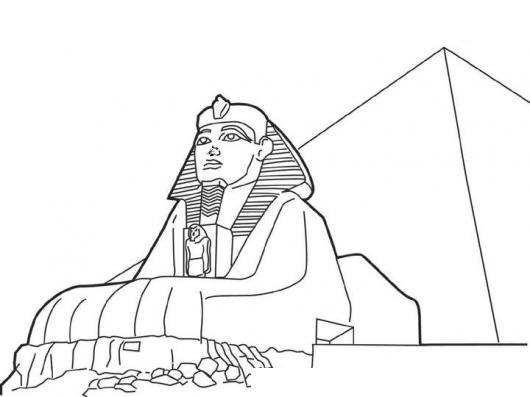 Colorear Piramide De Egipto  COLOREAR DIBUJOS DE CHOLO  Colorear