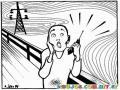 Telefono Celular Sin Senal Para Pintar Y Colorear