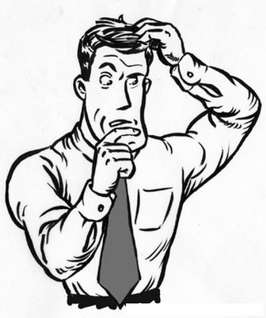 Dibujo De Hombre Fuerte Y Musculoso Con Camisa Manga Larga Y