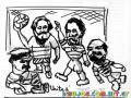 Dibujo De Chamusca De Futbol Para Pintar Y Colorear