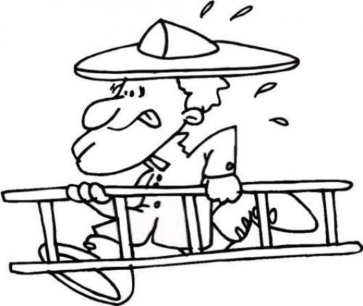 dibujo de bombero corriendo con una escalera para pintar y colorear colorear dibujos de cholo dibujo de bombero corriendo con una escalera para pintar y