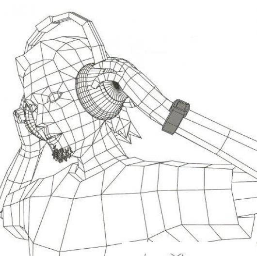 Dibujo De Chico 3d Escuchando Muscia Con Audifonos Para Pintar Y Colorear Muchacho Dibujado Y Renderizado En Autocad Colorear Dibujos De Cholo Dibujo De Chico 3d Escuchando Muscia Con Audifonos